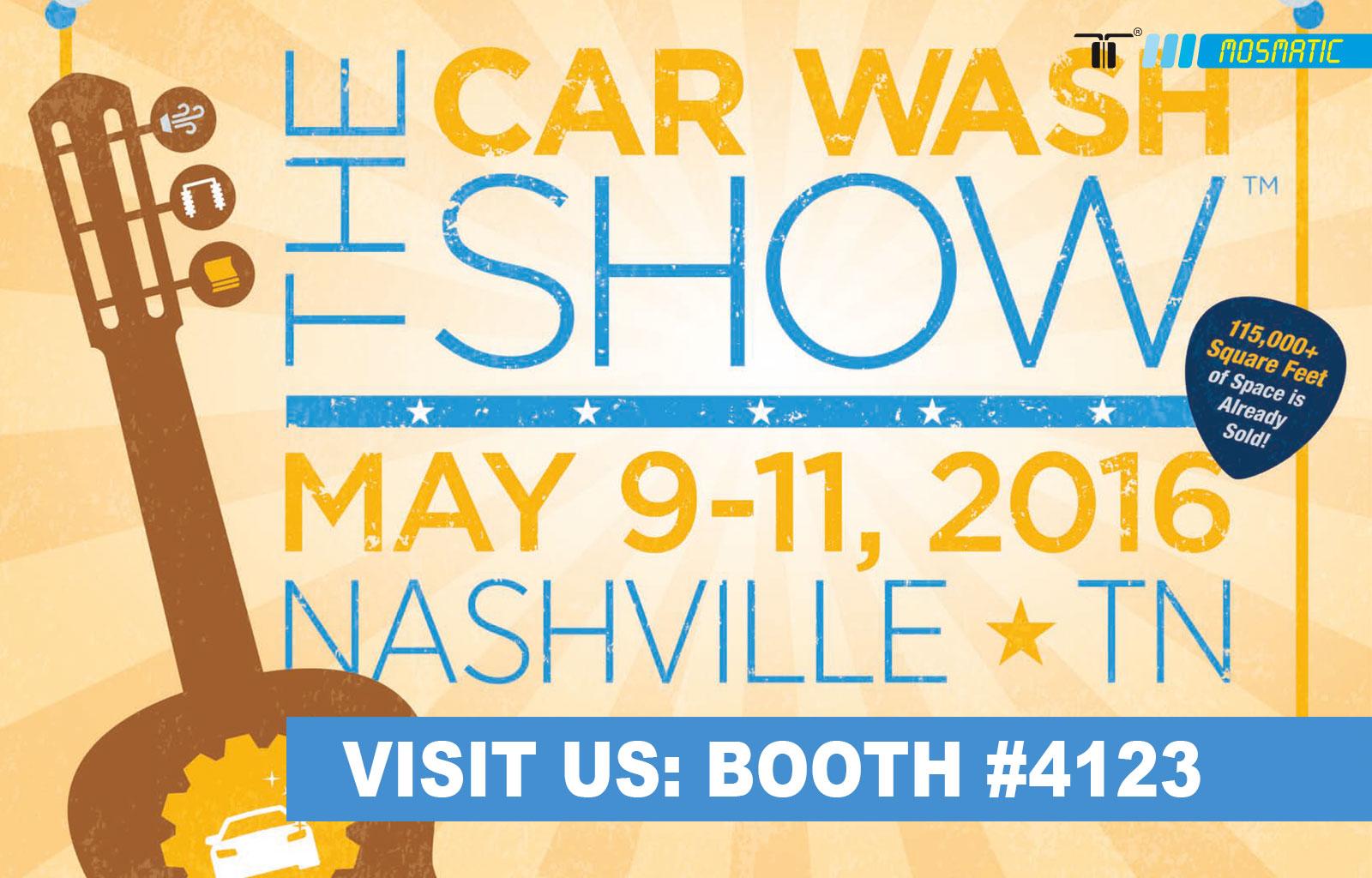 Nashville Car Wash Show