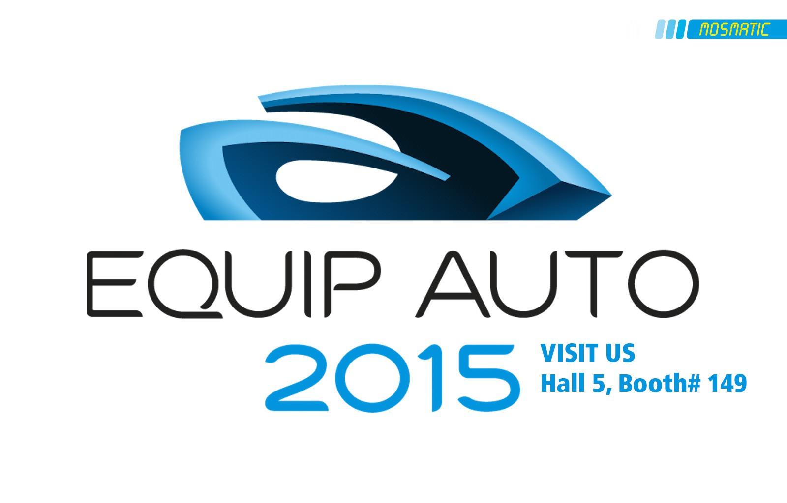 Mosmatic Equip Auto 2015