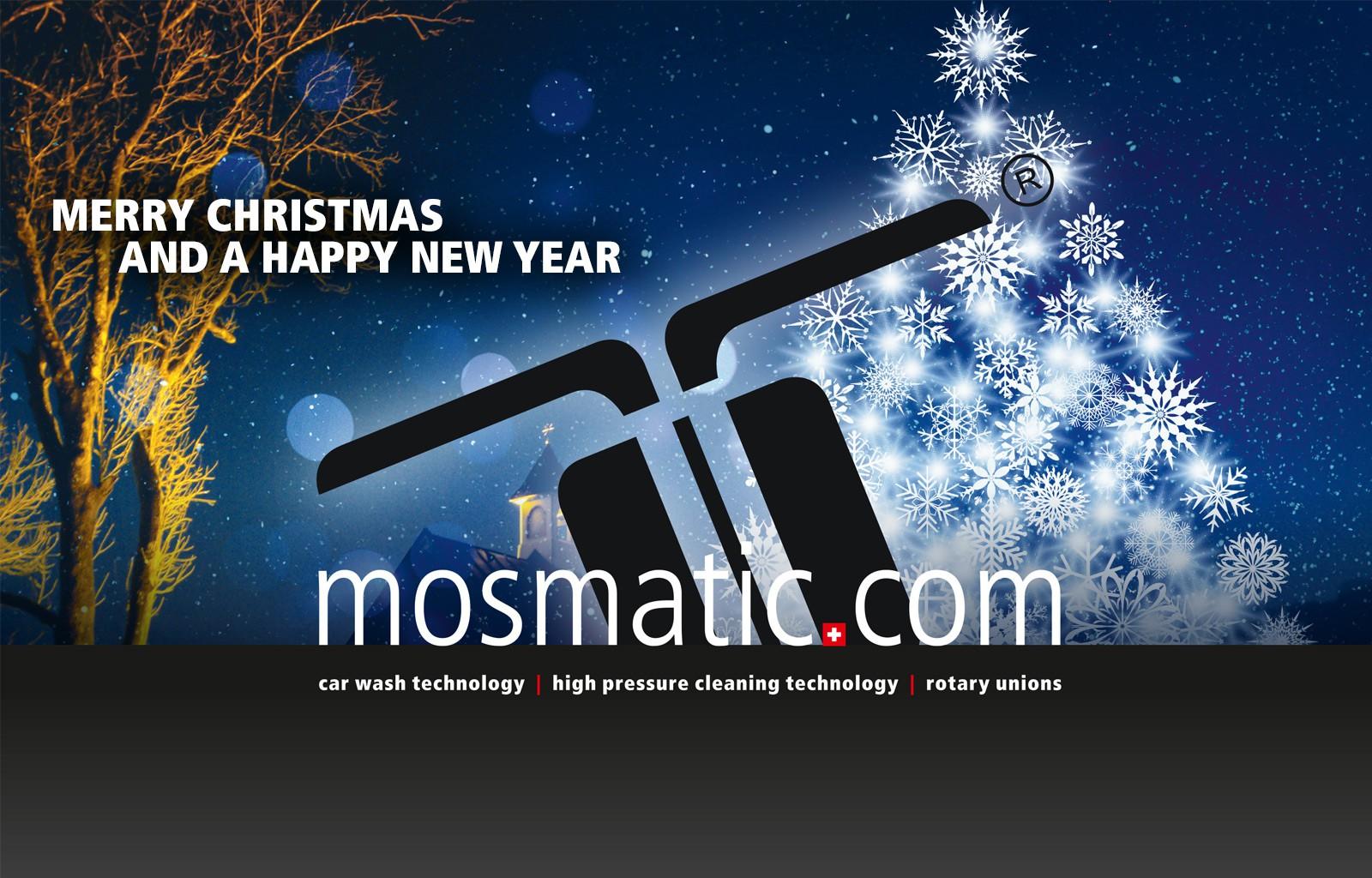 Mosmatic Merry Christmas 2015