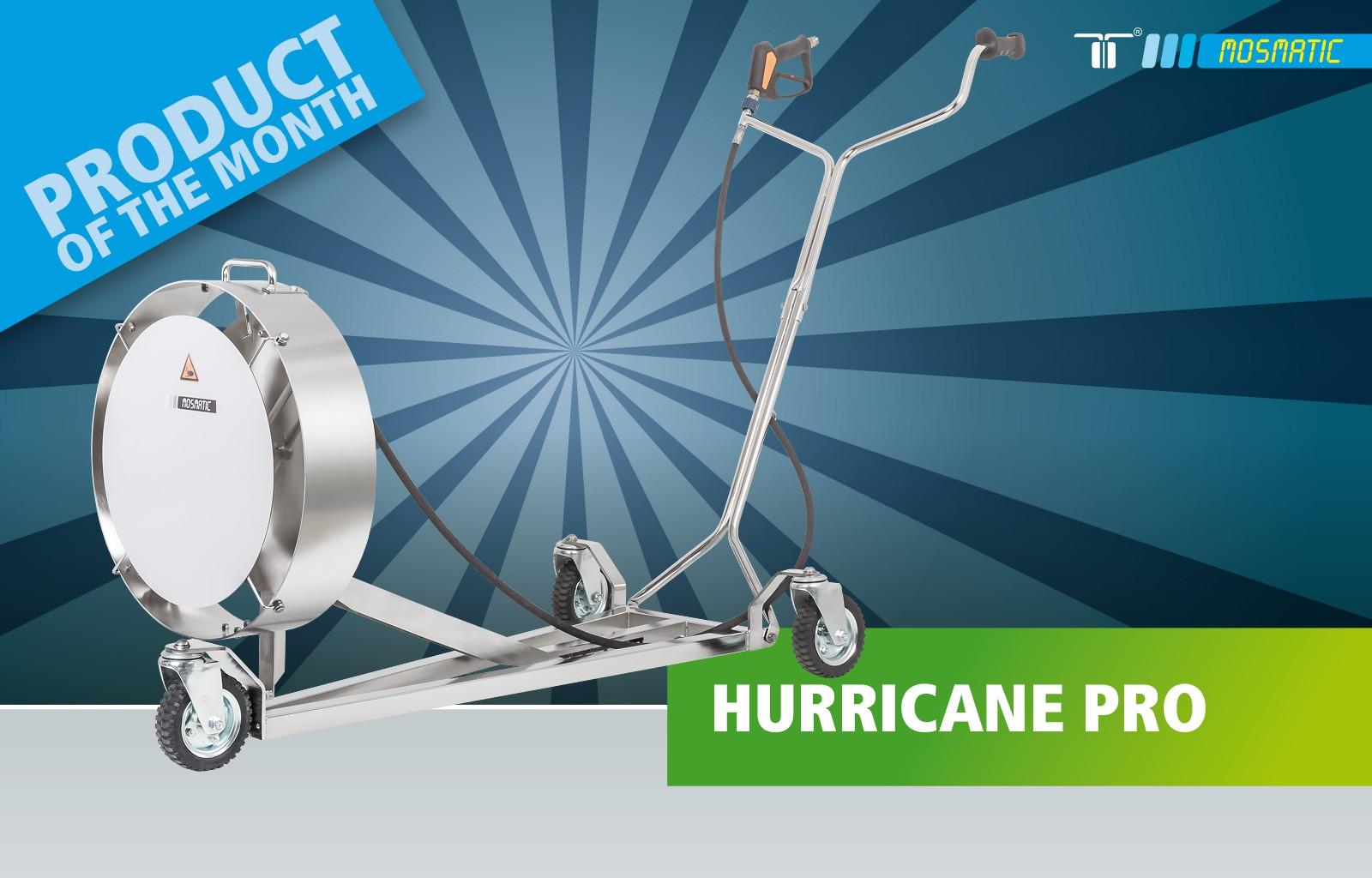 Mosmatic Hurricance Pro