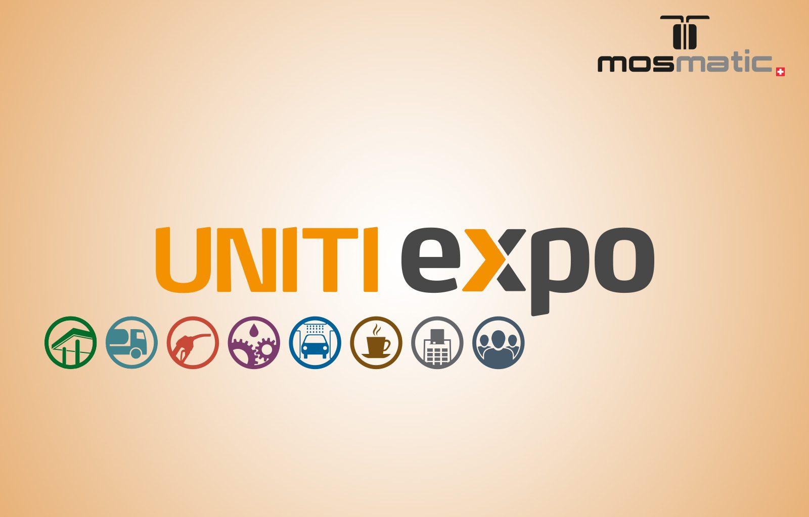 Mosmatic an der Uniti Expo Stuttgart 2018