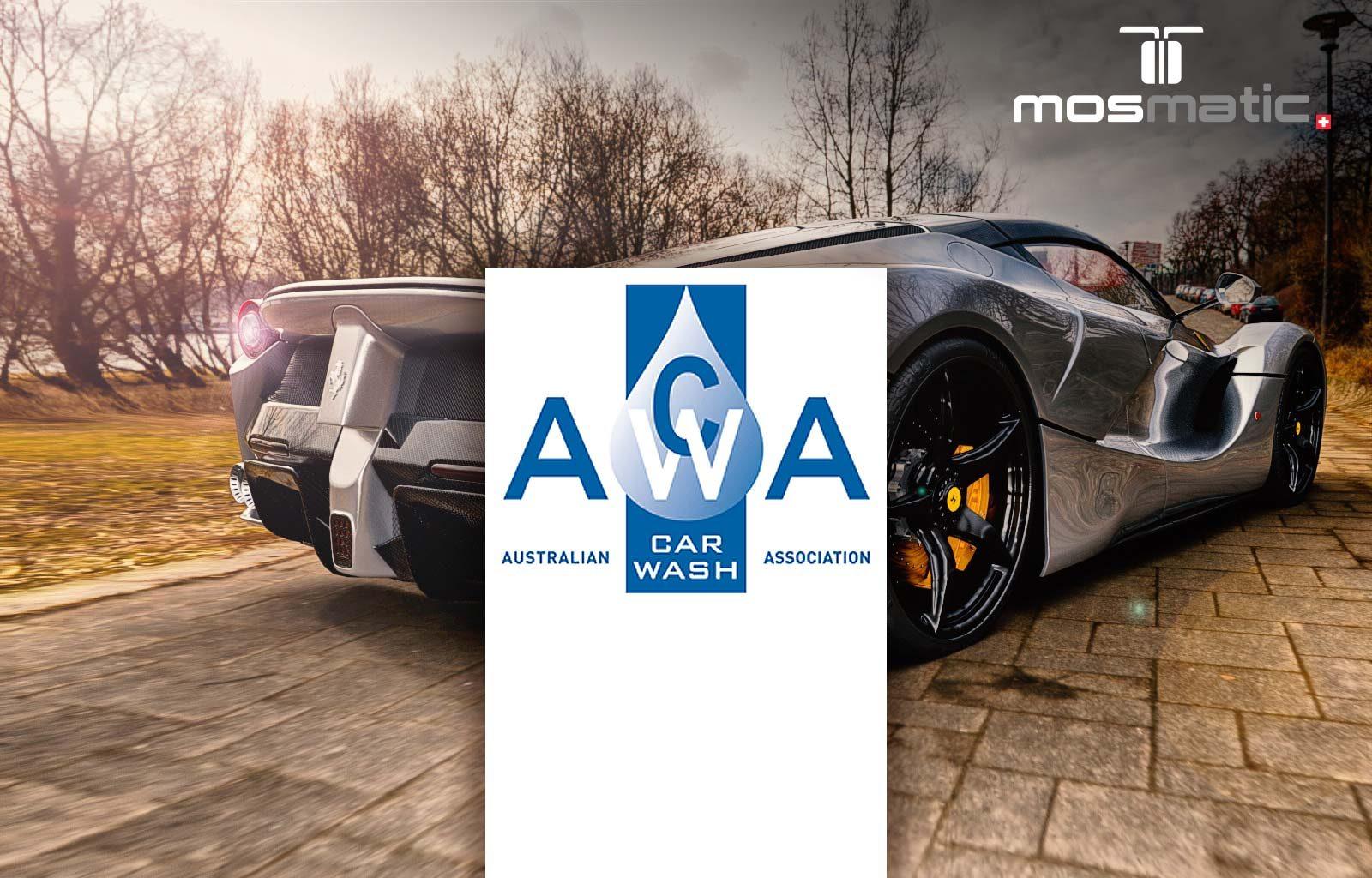 Momsmatic at ACWA Show Australia