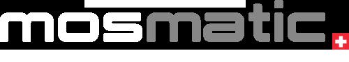 Logo Mosmatic Wortmarke