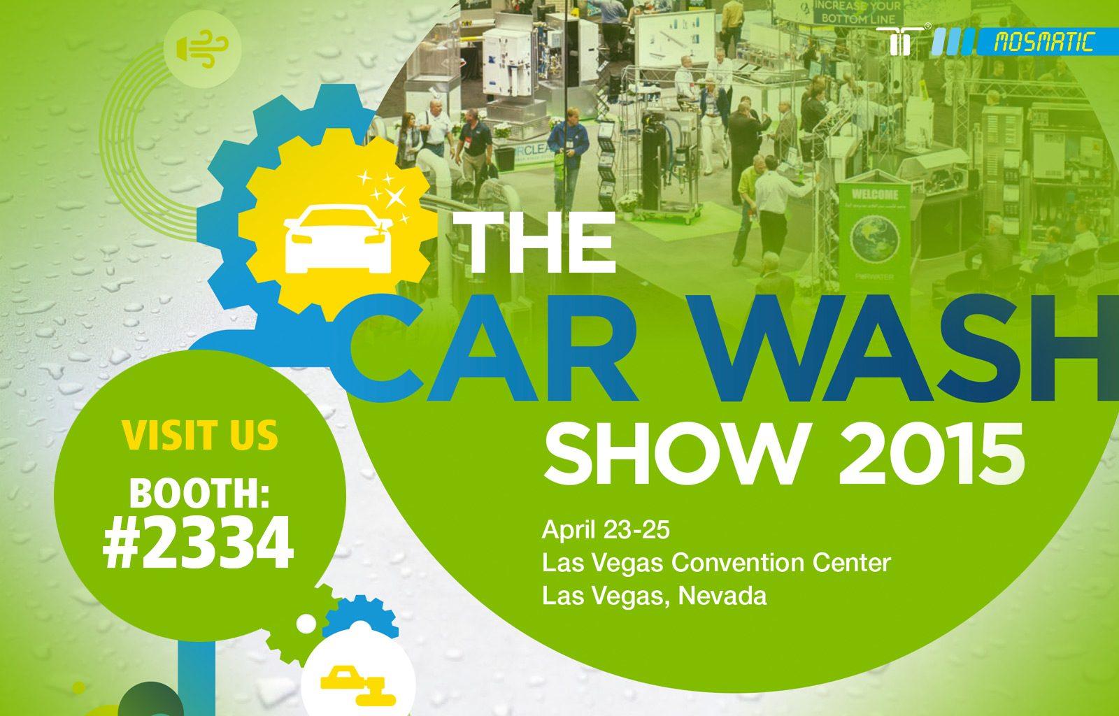 The Car Wash Show 2015